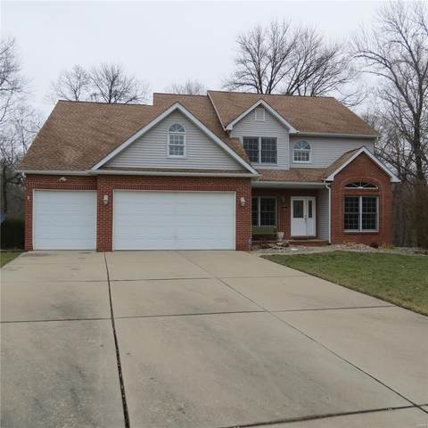 16 Woodford Way, Collinsville, IL 62234 (#20008470) :: Fusion Realty, LLC