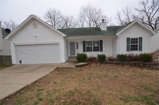 774 Buckboard, Fenton, MO 63026 (#20008504) :: The Becky O'Neill Power Home Selling Team