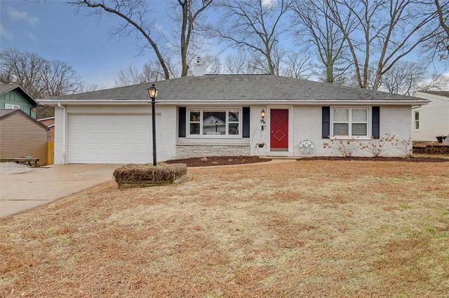 28 Villawood Lane, Webster Groves, MO 63119 (#20008515) :: Clarity Street Realty