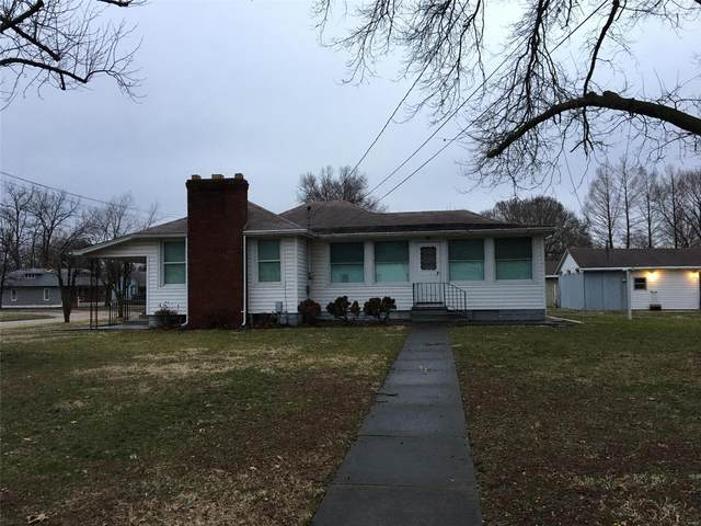 600 N Edwardsville Street, STAUNTON, IL 62088 (#20008549) :: The Becky O'Neill Power Home Selling Team
