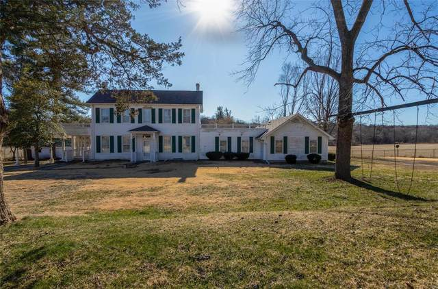 5033 Whitehead Road, Hillsboro, MO 63050 (#20008551) :: RE/MAX Professional Realty