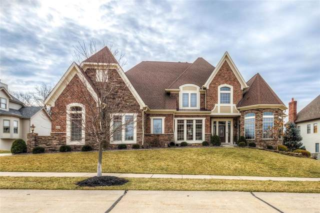 16769 Eagle Bluff Court, Chesterfield, MO 63005 (#20008556) :: St. Louis Finest Homes Realty Group