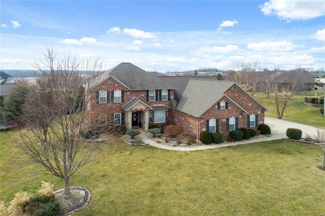 1535 Lovell Landing, Columbia, IL 62236 (#20008565) :: RE/MAX Vision