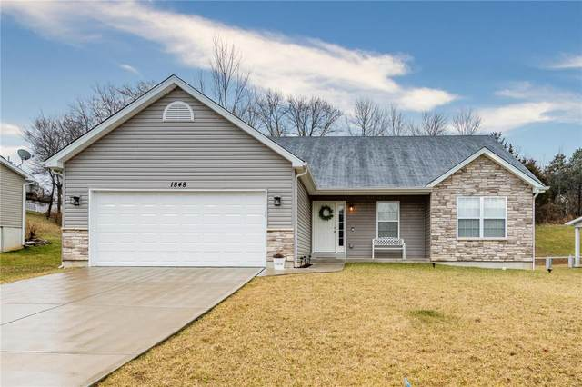 1848 Eagle Crest Drive, Pevely, MO 63012 (#20008570) :: RE/MAX Vision