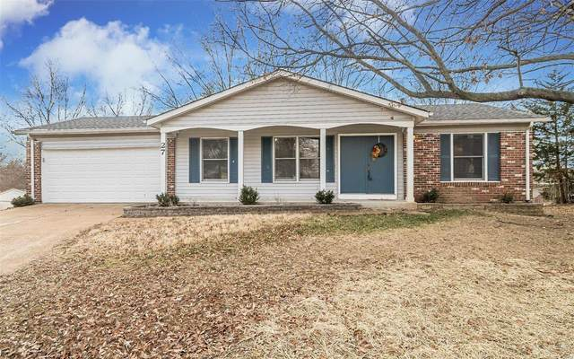 27 Sugar Leaf Drive, Saint Peters, MO 63376 (#20008629) :: St. Louis Finest Homes Realty Group