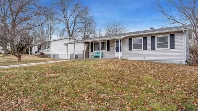 11927 Glenoak Drive, Maryland Heights, MO 63043 (#20008682) :: Sue Martin Team