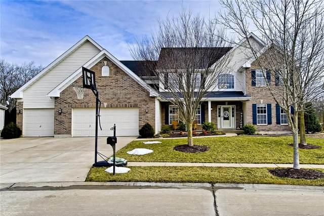 220 Irish Hound Drive, O'Fallon, MO 63368 (#20008688) :: St. Louis Finest Homes Realty Group