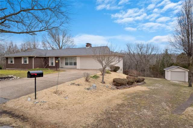2025 Skyline Drive, Pacific, MO 63069 (#20008711) :: Clarity Street Realty
