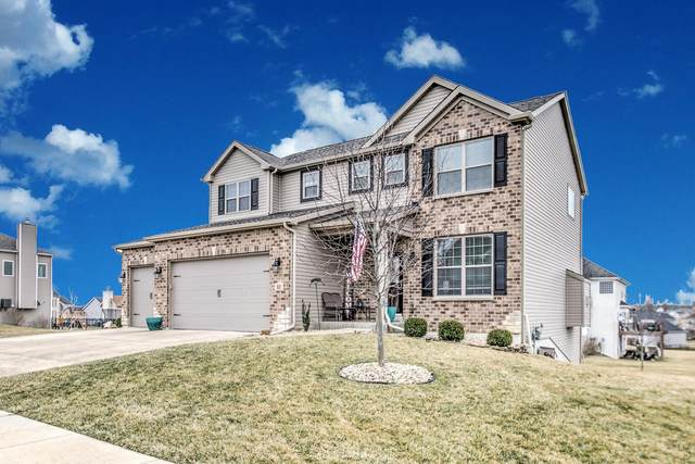 522 Forest Park Dr, Wentzville, MO 63385 (#20008740) :: Parson Realty Group