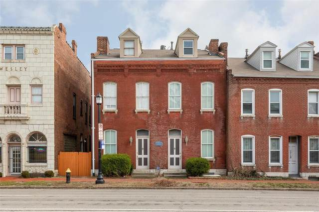 1714 S Tucker Boulevard D, St Louis, MO 63104 (#20008743) :: Parson Realty Group