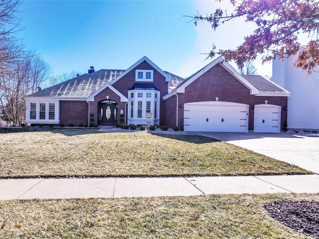 528 Autumn Bluff Drive, Ellisville, MO 63021 (#20008755) :: The Becky O'Neill Power Home Selling Team