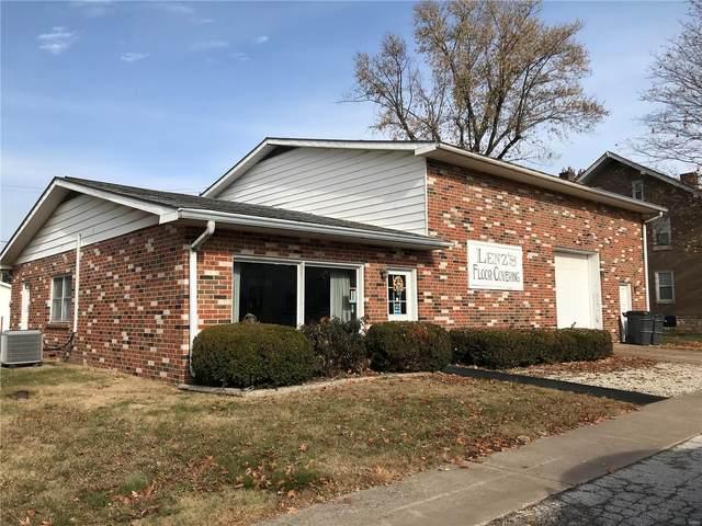 709 S Carolina Street, Louisiana, MO 63353 (#20008784) :: The Becky O'Neill Power Home Selling Team
