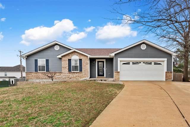 6523 Star Buck Drive, O'Fallon, MO 63368 (#20008811) :: Kelly Hager Group | TdD Premier Real Estate