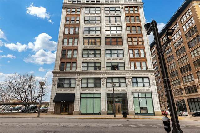 1709 Washington Avenue #506, St Louis, MO 63103 (#20008812) :: Peter Lu Team