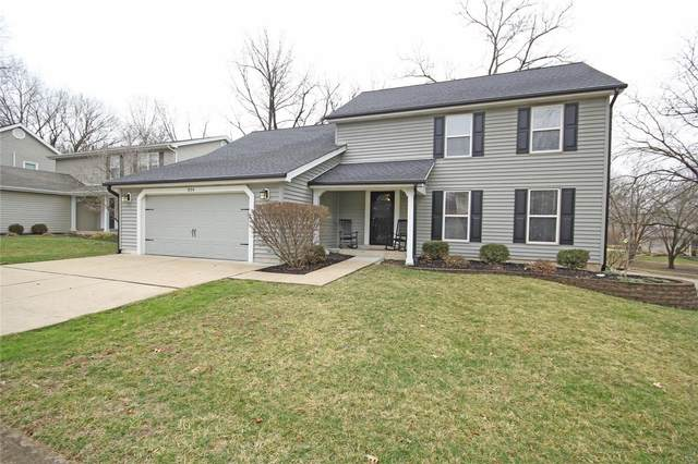 834 Weatherwood Drive, Manchester, MO 63021 (#20008822) :: St. Louis Finest Homes Realty Group