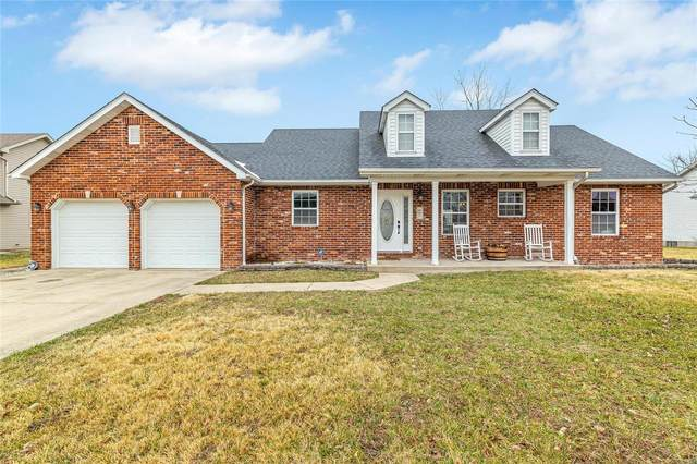 147 Emerald Way, Granite City, IL 62040 (#20008828) :: Sue Martin Team