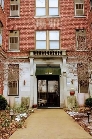 5696 Kingsbury Avenue #307, St Louis, MO 63112 (#20008834) :: RE/MAX Vision