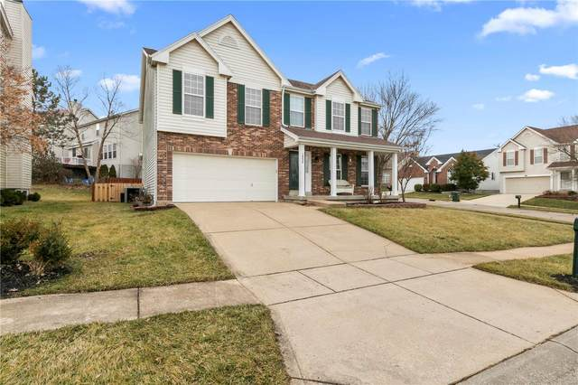 16870 Hickory Trails, Wildwood, MO 63011 (#20008838) :: Clarity Street Realty
