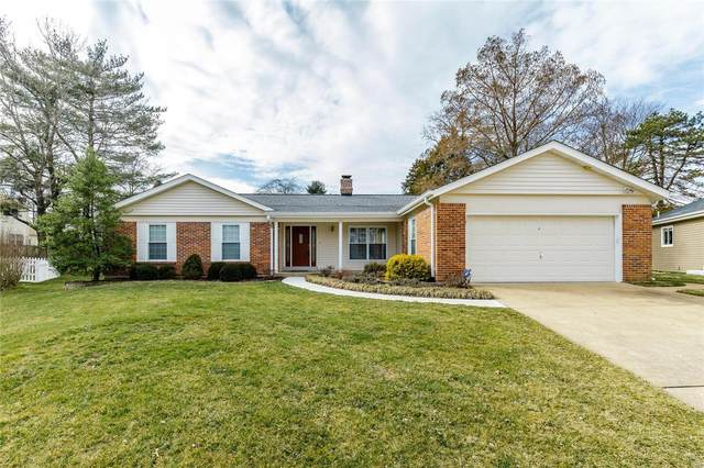 15641 Heathercroft Drive, Chesterfield, MO 63017 (#20008843) :: St. Louis Finest Homes Realty Group