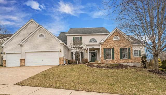 213 Turnberry Place Drive, Wildwood, MO 63011 (#20008891) :: Clarity Street Realty