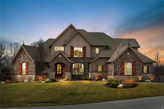 17922 Homestead Bluffs Drive, Wildwood, MO 63005 (#20008926) :: Clarity Street Realty