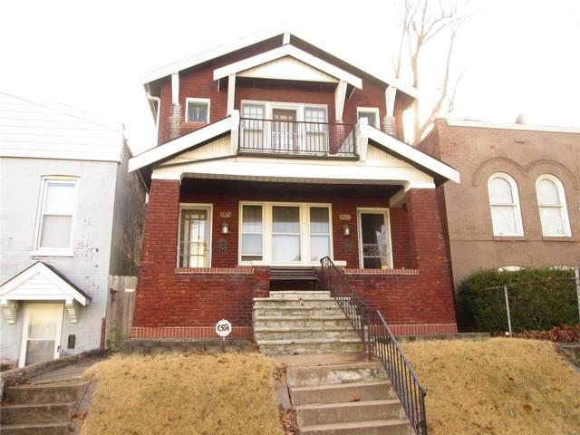 3422 Gasconade Street, St Louis, MO 63118 (#20008944) :: Clarity Street Realty