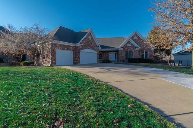 1424 Lake Knoll Drive, Lake St Louis, MO 63367 (#20008965) :: St. Louis Finest Homes Realty Group