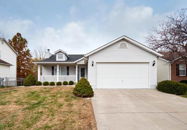 816 Estes Park Drive, Saint Peters, MO 63376 (#20008967) :: Kelly Hager Group | TdD Premier Real Estate