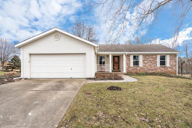 2 Harbor Springs Court, Fenton, MO 63026 (#20008983) :: Clarity Street Realty