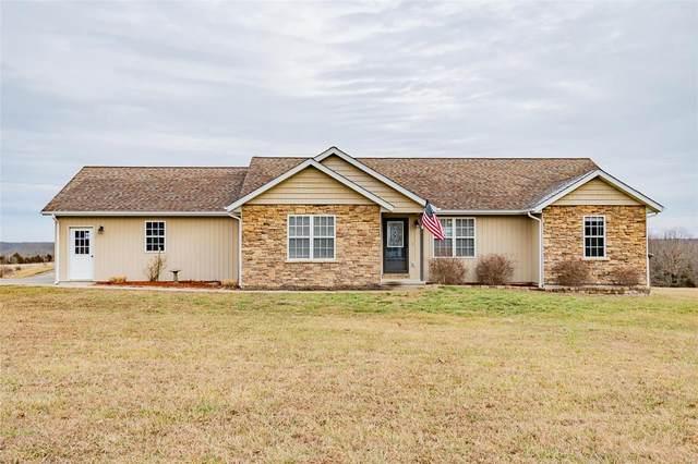 18450 Charity Drive, Dixon, MO 65459 (#20008985) :: Matt Smith Real Estate Group