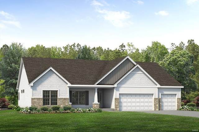 0 Lot #1274 Clarkson Meadows, Ellisville, MO 63011 (#20008986) :: Parson Realty Group