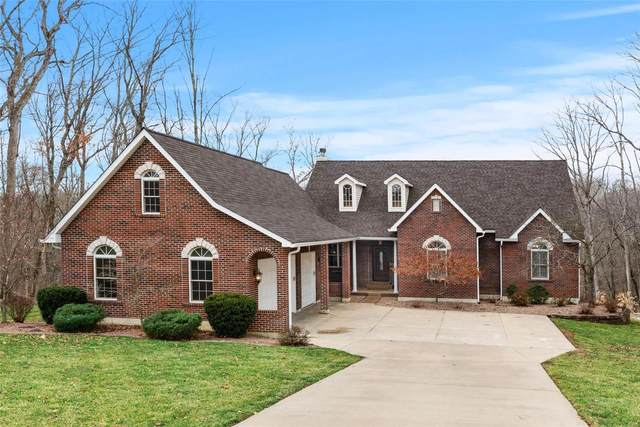 26329 Trower Oaks Court, Wright City, MO 63390 (#20008989) :: Parson Realty Group