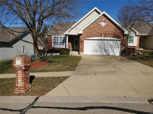 4509 Von Talge Meadows Court, St Louis, MO 63128 (#20009009) :: Clarity Street Realty