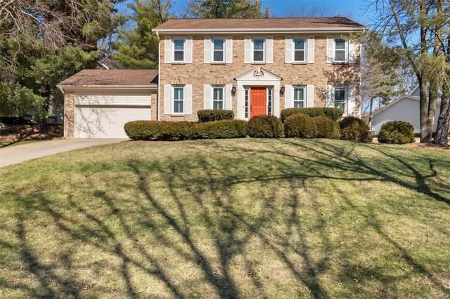 12201 Sunny Terrace, St Louis, MO 63122 (#20009113) :: Clarity Street Realty