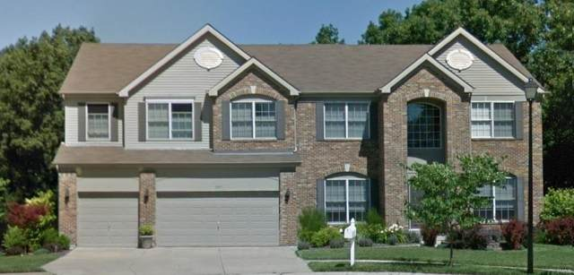 1145 Lazy Hollow Court, O'Fallon, IL 62269 (#20009120) :: Kelly Hager Group   TdD Premier Real Estate