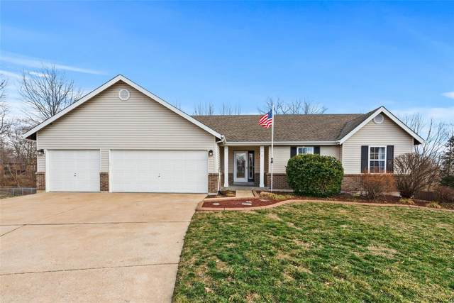 3 Forest Brook Court, Saint Peters, MO 63376 (#20009131) :: RE/MAX Vision