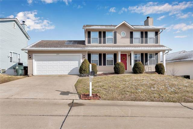 1172 Monza, Saint Peters, MO 63303 (#20009134) :: St. Louis Finest Homes Realty Group