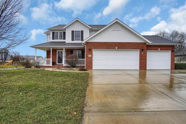 9620 Winchester Street, Mascoutah, IL 62258 (#20009163) :: Clarity Street Realty