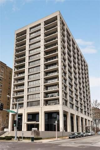 4501 Lindell Boulevard 8A, St Louis, MO 63108 (#20009164) :: Sue Martin Team