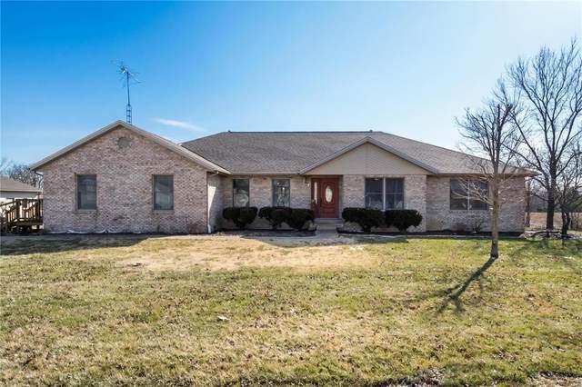7 Rohrbeck Drive, NASHVILLE, IL 62263 (#20009169) :: Matt Smith Real Estate Group