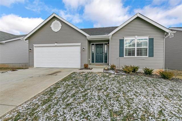 706 Saddle Ridge, Wentzville, MO 63385 (#20009209) :: St. Louis Finest Homes Realty Group