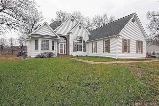 1139 Springbrook Park Drive, Farmington, MO 63640 (#20009214) :: The Becky O'Neill Power Home Selling Team