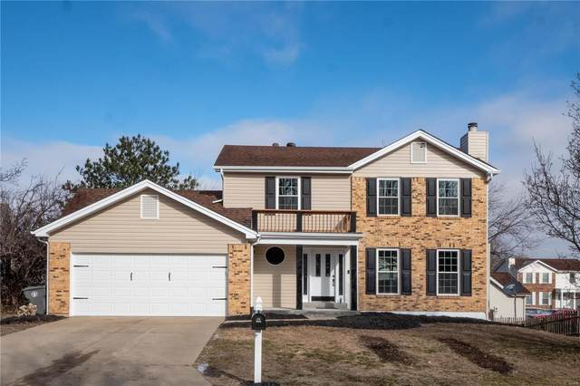 4 Winslow Court, Saint Peters, MO 63376 (#20009248) :: Kelly Hager Group | TdD Premier Real Estate