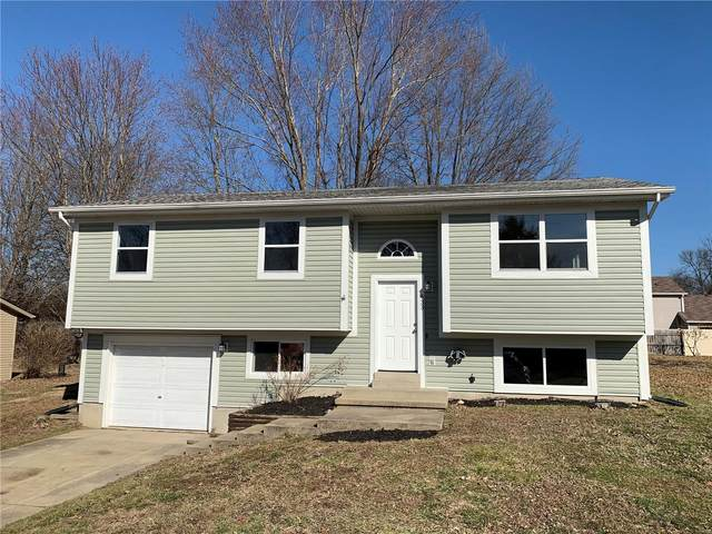 433 Reid, Troy, IL 62294 (#20009262) :: St. Louis Finest Homes Realty Group