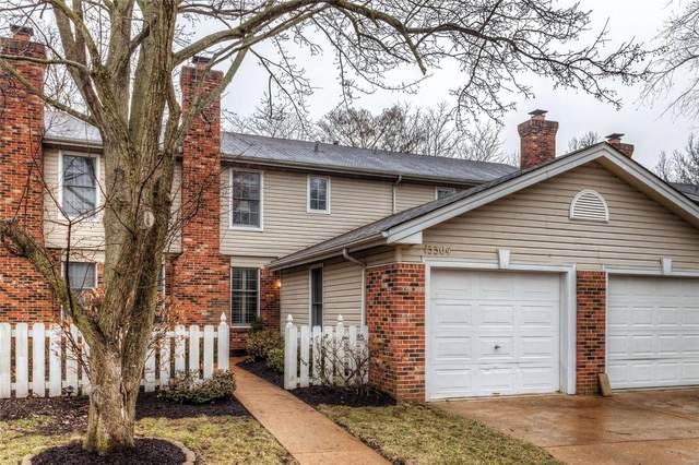 13304 Streamwood Dr, St Louis, MO 63141 (#20009265) :: Sue Martin Team