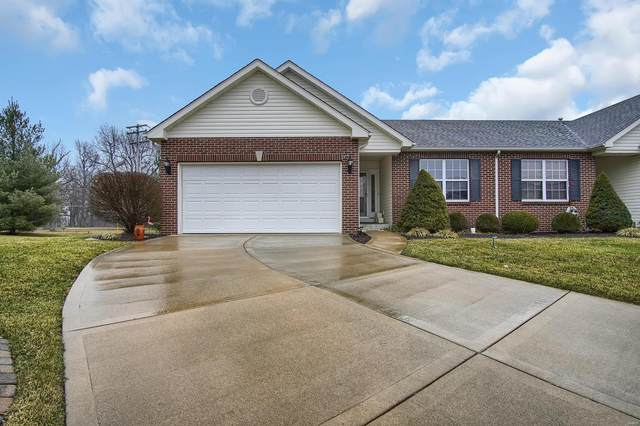 3302 Colby Court, Swansea, IL 62226 (#20009289) :: Peter Lu Team