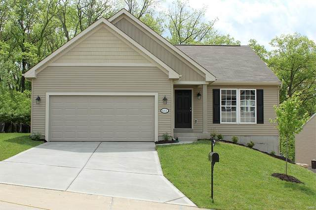 235 Barrington Ridge Lane, Wentzville, MO 63385 (#20009320) :: St. Louis Finest Homes Realty Group