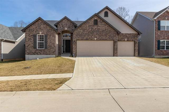 5442 Amber Meadows Dr, Imperial, MO 63052 (#20009383) :: Walker Real Estate Team