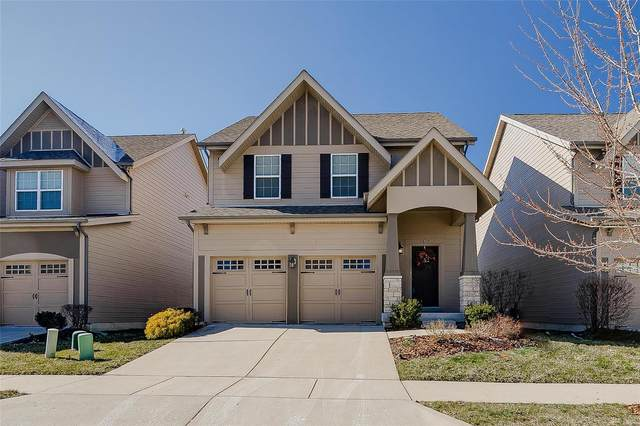 2617 Grover Crossing, Grover, MO 63040 (#20009388) :: St. Louis Finest Homes Realty Group