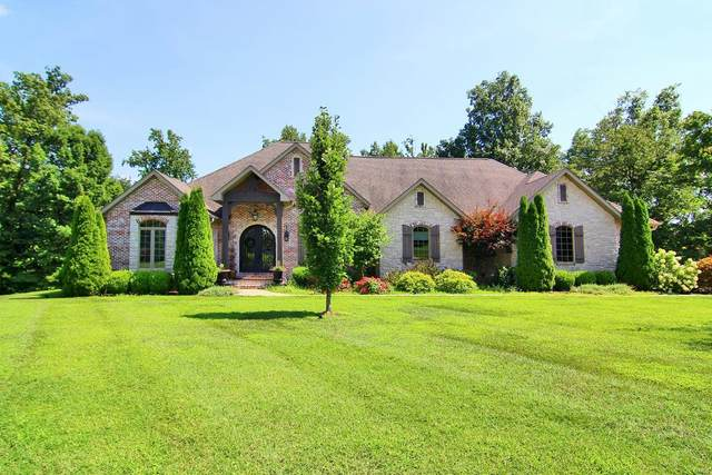 138 Whispering Willow Court, Cape Girardeau, MO 63701 (#20009400) :: RE/MAX Vision